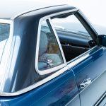 Mercedes 280SL blauw-3654