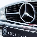 Mercedes 280SL blauw-3686