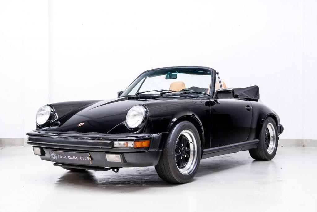 porsche 911 carrera 3 2 cool classic club. Black Bedroom Furniture Sets. Home Design Ideas