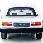 Peugeot 504 Cabrio wit-
