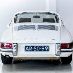 Porsche 911T SWB wit-