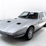 Maserati Indy 4900 zilvergrijs-5036