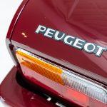 Peugeot cabrio rood-8224