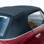 Peugeot cabrio rood-8225