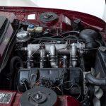 Peugeot cabrio rood-8246