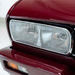 Peugeot cabrio rood-8253