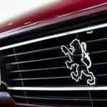 Peugeot cabrio rood-8254