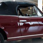 Peugeot cabrio rood-8263