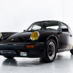 Porsche 911 G-Model zwart-