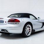 Dodge Viper zilver-0825