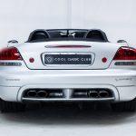 Dodge Viper zilver-0831
