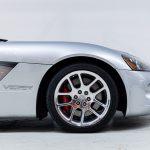 Dodge Viper zilver-0871