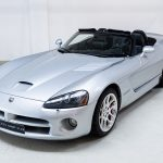 Dodge Viper zilver-0886