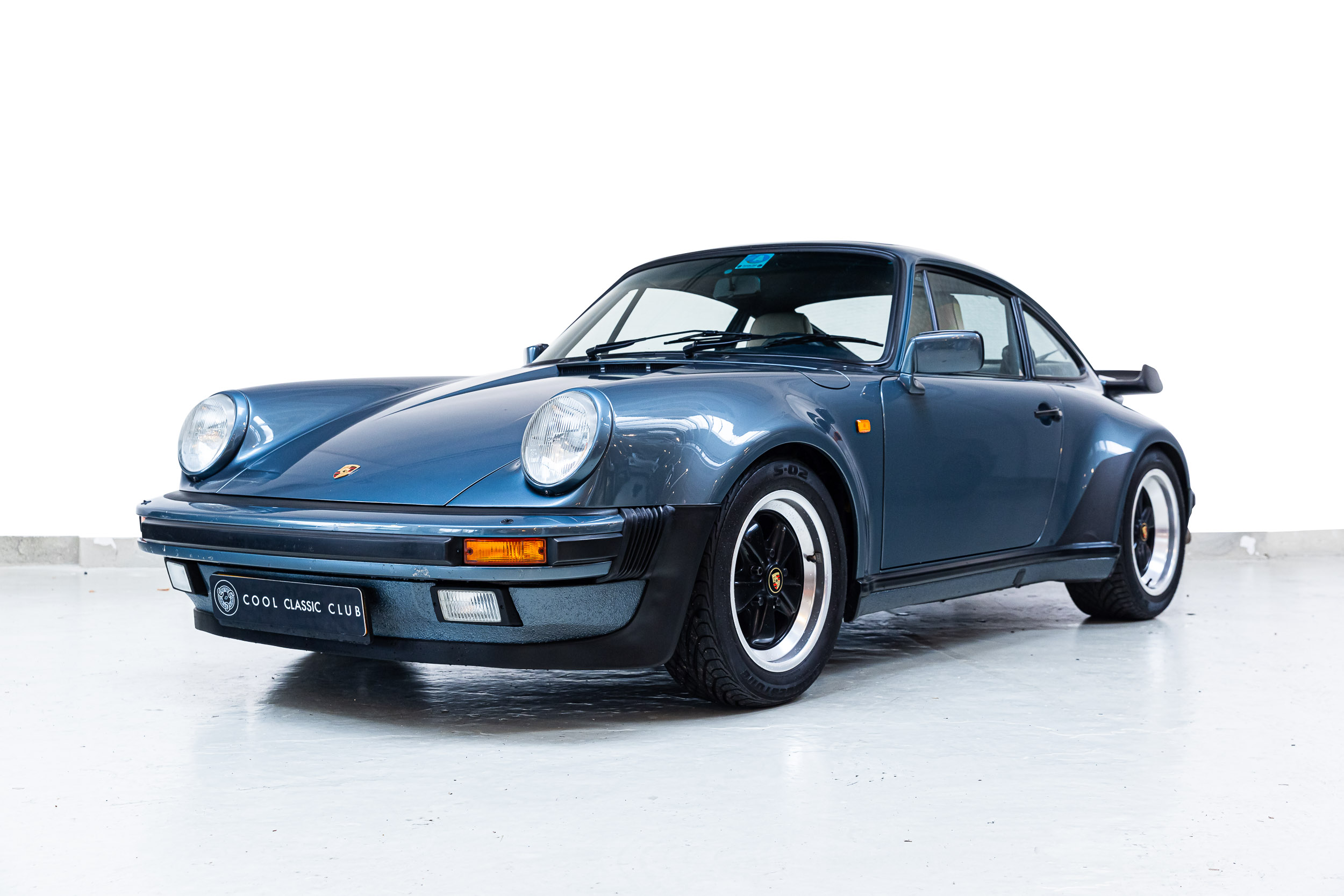 Porsche 930 3 3 Turbo Cool Classic Club