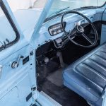 Ford Pick-Up blauw-8534