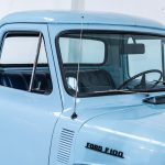 Ford Pick-Up blauw-8556