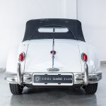 Jaguar XK140 wit-8625