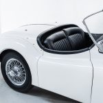 Jaguar XK140 wit-8635