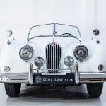 Jaguar XK140 wit-8638