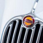 Jaguar XK140 wit-8643