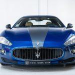 Maserati GranTurismo blauw-6038