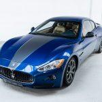Maserati GranTurismo blauw-6040