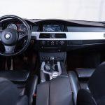 BMW M5 E60 zwart-9521