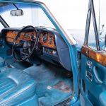 Rolls Royce Silver Shadow II blauw-9414