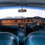 Rolls Royce Silver Shadow II blauw-9419
