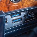Rolls Royce Silver Shadow II blauw-9427