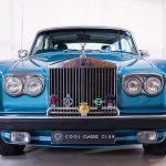Rolls Royce Silver Shadow II blauw-9447