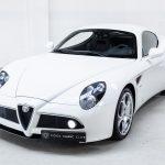 Alfa Romeo 8C Competizione wit-1398