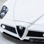 Alfa Romeo 8C Competizione wit-1402