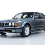 BMW 7-Serie grijs-