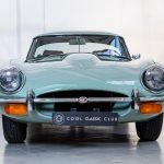 Jaguar E-Type Hardtop-9671