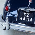 Jaguar XK150 blauw-9902