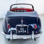 Jaguar XK150 blauw-9911
