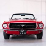 ford Mustang rood-0665