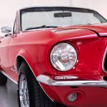 ford Mustang rood-0666