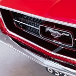 ford Mustang rood-0668