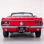 ford Mustang rood-0684