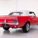 ford Mustang rood-0707
