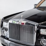 Rolls Royce Phantom zwart-6247