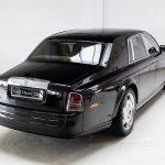 Rolls Royce Phantom zwart-6265