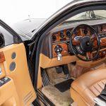 Rolls Royce Phantom zwart-6271