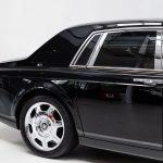 Rolls Royce Phantom zwart-6304